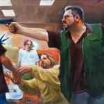 MOCA 03 Taking of Christ