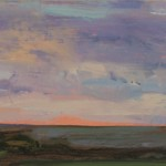 Downpatrick Sunset I	11.125 x 3.125