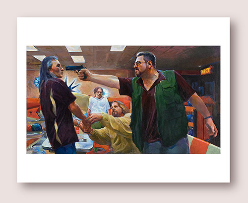 07 Lebowski_Print image Taking copy