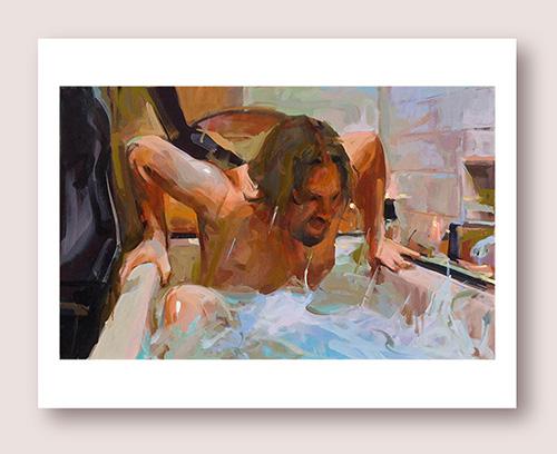 14 Lebowski_Print image Baptism copy