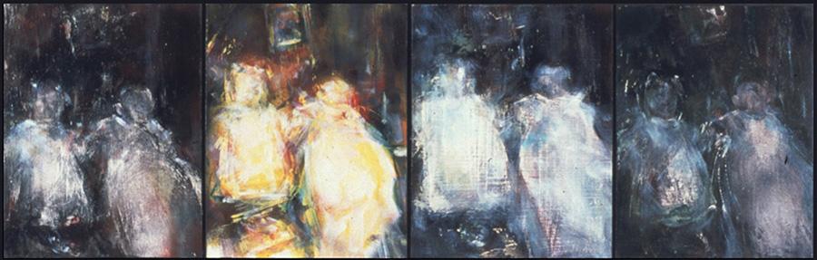 Relics of Misremembrance II • Joe Forkan 1998 41 x 14