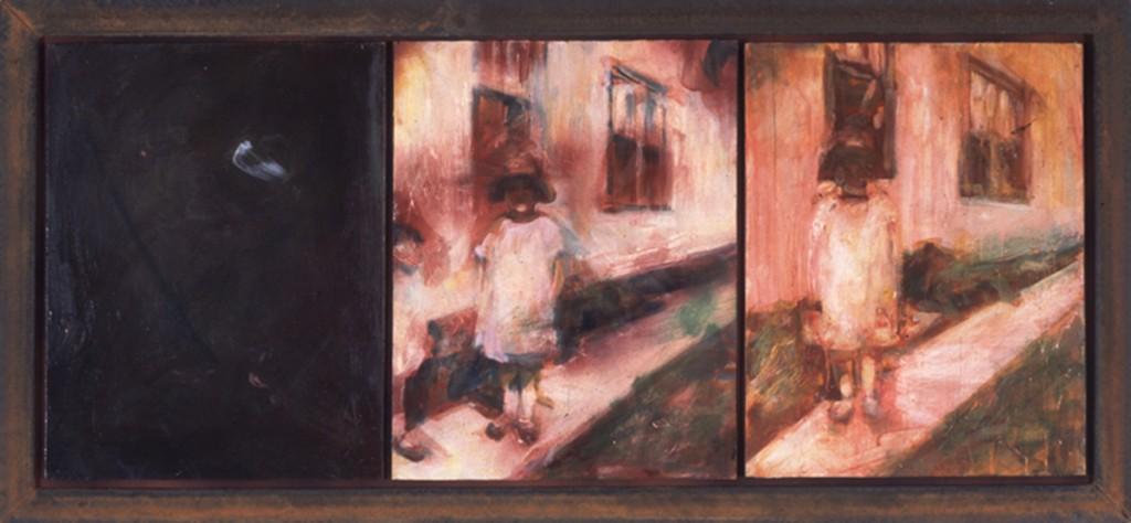 Relics of Misremembrance I • Joe Forkan 1998 35 x 16