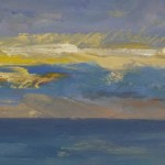 Sunset on the North Atlantic 	12 x 4